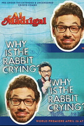 Al Madrigal: Why is the Rabbit Crying? Trailer