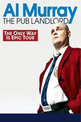 Al Murray, The Pub Landlord - The Only Way is Epic Trailer