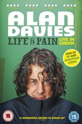 Alan Davies - Life Is Pain: Live in London Trailer