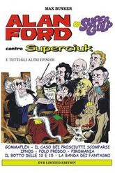 Alan Ford And The TNT Group Against Superhiccup Trailer