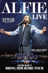Alfie Boe: The Bring Him Home Tour Trailer