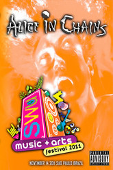 Alice in Chains: [2011] SWU Music & Arts Festival Trailer