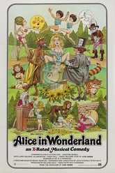 Alice in Wonderland: An X-Rated Musical Fantasy Trailer