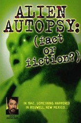 Alien Autopsy: (Fact or Fiction?) Trailer