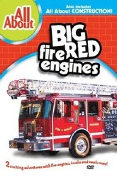 All About Big Red Fire Engines/All About Construction Trailer