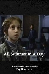 All Summer in a Day Trailer