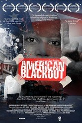 American Blackout Trailer