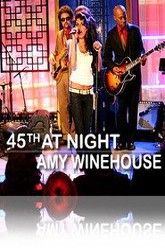 Amy Winehouse: 45th At Night (MTV): Amy Winehouse Trailer