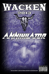 Annihilator: [2013] Live at Wacken Trailer