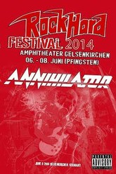 Annihilator: [2014] Rock Hard Festival Trailer