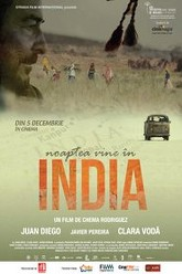 Anochece en la India Trailer