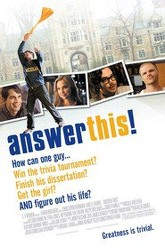 Answer This! Trailer