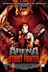 Arena of the Street Fighter Trailer