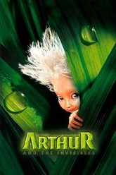Arthur and the Invisibles Trailer