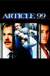 Article 99 Trailer