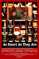 As Smart As They Are: The Author Project Trailer