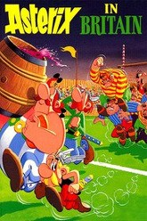 Asterix in Britain Trailer