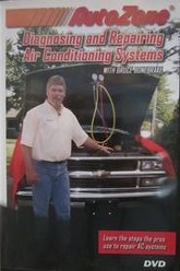 Autozone Diagnosing and Repairing Air Conditioning Systems Trailer