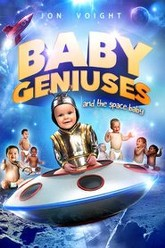Baby Geniuses and the Space Baby Trailer