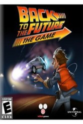Back to the Future The Game Trailer