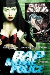 Bad Movie Police: Case #1: Galaxy Of The Dinosaurs Trailer