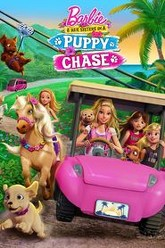 Barbie & Her Sisters in a Puppy Chase Trailer