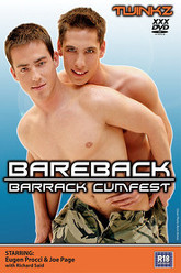 Bareback Barrack Cumfest Trailer
