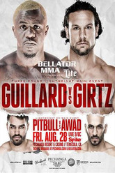 Bellator 141: Guillard vs. Girtz Trailer