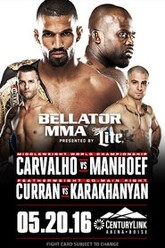 Bellator 155: Carvalho vs. Manhoef Trailer