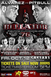 Bellator 76 Trailer
