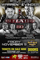 Bellator 80 Trailer