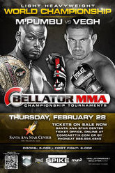 Bellator 91 Trailer