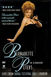 Bernadette Peters in Concert Trailer