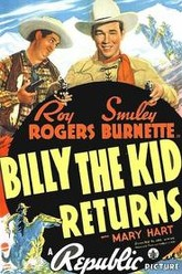Billy The Kid Returns Trailer