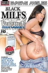 Black MILFs in the Kitchen Trailer