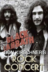 Black Sabbath: [1975] Don Kirshner's Rock Concert Trailer