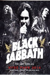 Black Sabbath: [2014] Live in London Trailer