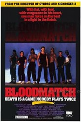 Bloodmatch Trailer