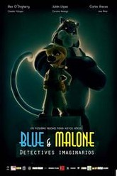 Blue & Malone, imaginary detectives Trailer