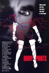 Body Parts Trailer