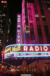 Bon Iver Live From Radio City Trailer