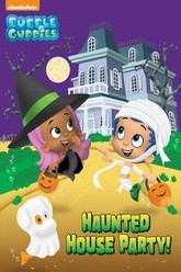 Bubble Guppies Haunted House Party Trailer