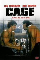 Cage Trailer