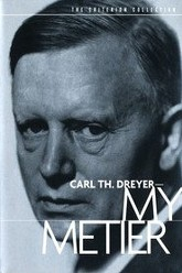 Carl Th. Dreyer: My Metier Trailer