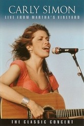 Carly Simon Live From Martha's Vineyard Trailer