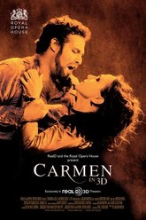 Carmen in 3D Trailer