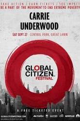 Carrie Underwood - Global Citizen Festival Trailer