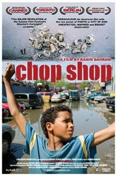 Chop Shop Trailer