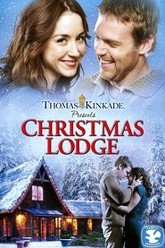 Christmas Lodge Trailer