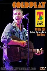 Coldplay Live at T in the Park Trailer
